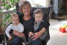Tak AT 2010 Hanne Doeleman, 1948 met kleinkinderen