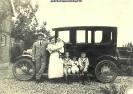 tak AT 1921 Dokter Frans P.J. Doeleman met gezin in T-Ford.