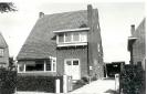 Image tak AT ± 1941 Geboortehuis van Marijke, Hansje en Hugo Doeleman, Noordweg in Sint Laurens